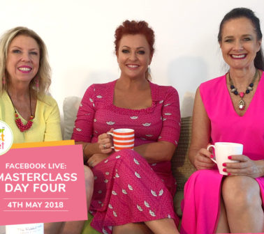 Part-Time Dieting Masterclass #4: Grande Finale with Shelly Horton!