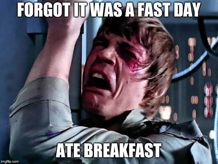 funny intermittent fasting memes