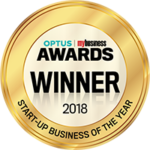 Optus Start-Up of the year 2018