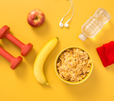 eat before a workout